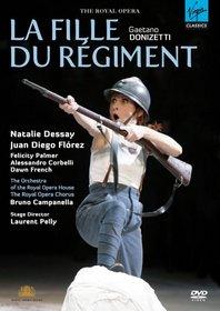Gaetano Donizetti - La Fille du regiment / Dessay, Florez, Palmer, Corbelli, French, Campanella, Pelly (Royal Opera House 2007)