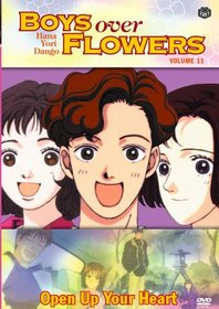 Boys Over Flowers - Open Up Your Heart  (Vol. 11)