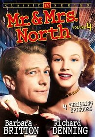 Mr & Mrs North:Vol 4 TV Series