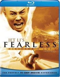 Jet Li's Fearless [Blu-ray]