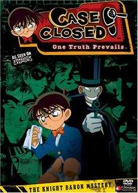 Case Closed - The Knight Baron Mystery (Season 5 Vol. 2)