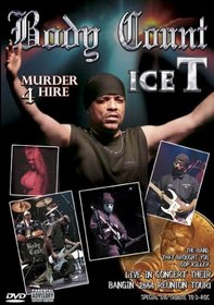Body Count Featuring Ice T: Murder 4 Hire