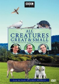 All Creatures Great & Small - The Complete Series 3 Collection