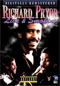 Richard Pryor - Live & Smokin'