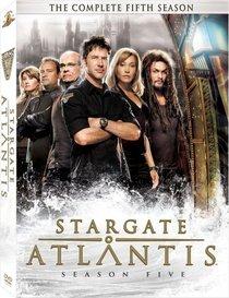 Stargate Atlantis: The Complete Fifth Season