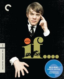 If . . . (Criterion Collection) [Blu-ray]
