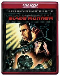 Blade Runner (5-Disc Complete Collector's Edition) [HD DVD]