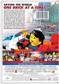 LEGO: The Adventures of Clutch Powers (Happy Faces Version)
