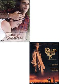The Ballad of Jack and Rose and Little Jo (2 pack)