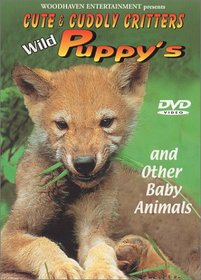 Cute & Cuddly Critters: Wild Puppy's