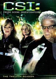 CSI: Crime Scene Investigation - The 12th Season