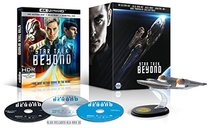 Star Trek Beyond Amazon Exclusive Gift Set (4K UHD/3D/Digital HD) [Blu-ray]