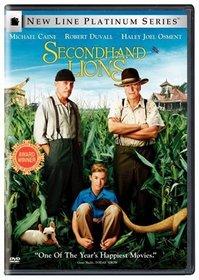 Secondhand Lions (New Line Platinum Series)
