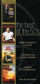 Best of the 50s (North By Northwest/Rebel Without A Cause/The Searchers/Streetcar Named Desire)