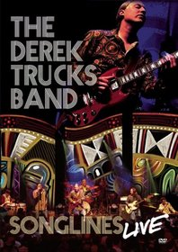 The Derek Trucks Band - Songlines Live!