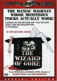 Wizard Of Gore (Special Edition)