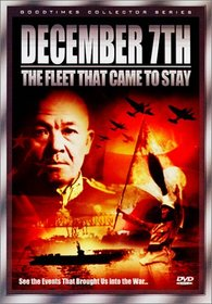 December 7th - The Fleet that Came to Stay