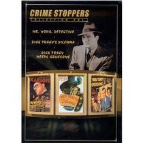 Crime Stoppers, Vol. 1: Mr. Wong, Detective/Dick Tracy's Dilemma/Dick Tracy Meets Gruesome