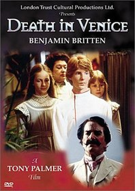 Britten - Death in Venice / Tony Palmer, Robert Gard