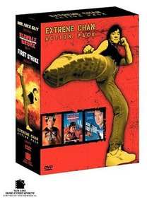 Extreme Chan Action Pack (Mr. Nice Guy / Rumble in the Bronx / First Strike)