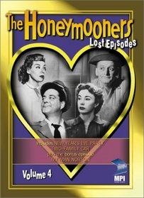The Honeymooners - The Lost Episodes, Vol. 4