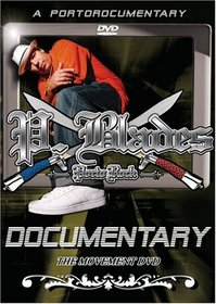 P. Blades: The Movement DVD (A Porto Rocumentary / Documentary)