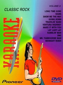 Karaoke Classic Rock, Vol. 8: Hits