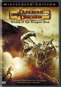 Dungeons and Dragons- Wrath of the Dragon God (Widescreen Edition)