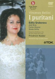 Bellini - I Puritani / Gruberova, Bros, Alvarez, Orfila, Gorny, Madrid, Pierotti, Haider, Barcelona Opera