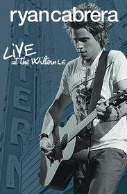 Ryan Cabrera - Live at the Wiltern