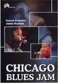 Chicago Blues Jam: Fenton Robinson/James Harman