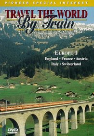 Travel the World By Train: Europe Part I