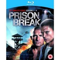 Prison Break The Complete Series: Seasons 1 - 4 + The Final Break