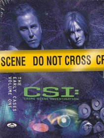 Csi: Early Cases 1 (3pc)