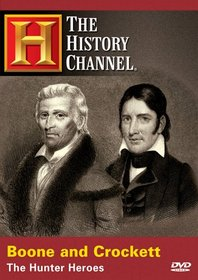 Boone and Crockett (A&E DVD Archives)