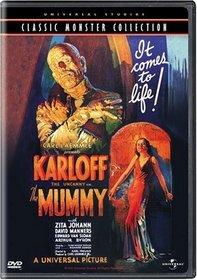 The Mummy (Universal Studios Classic Monster Collection)