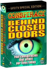 Conspiracy: Behind Closed Doors, DVD 5 Collectors Edition