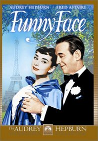 Funny Face DVD with Audrey Hepburn, Fred Astaire, Kay