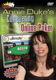 Masters of Poker Presents: Annie Duke's Conquering Online Poker