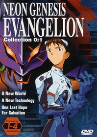 Neon Genesis Evangelion, Collection 0:1 (Episodes 1-4)