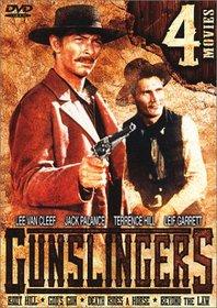 Gunslingers 4 Movie Pack