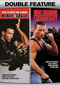 Lionheart + Black Eagle (Van Damme Double Feature)
