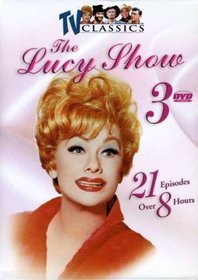 The Lucy Show, Vols. 1-3