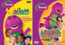 Barney: Moovin & Groovin/Happy Mad Silly Sad