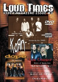 Loud Times Video Magazine, Issue #2