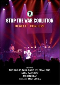 Stop the War Coalition Benefit Concert Featuring Brian Eno