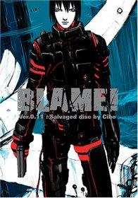 Blame!, Vol. 1: Ver.O. 11 - Salvaged Disc by Cibo