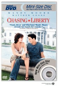 Chasing Liberty (Mini DVD)
