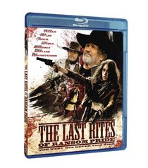 The Last Rites Of Ransom Pride [Blu-ray]