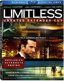 Limitless [Blu-ray]